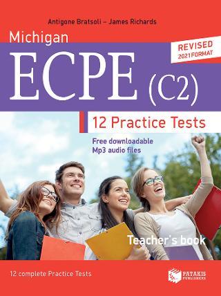 Michigan ECPE (C2) 12 complete practice tests