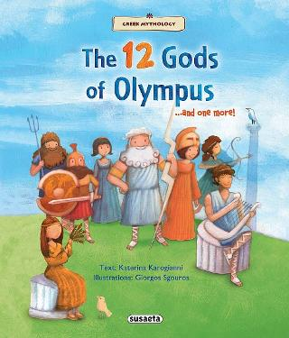 The 12 Gods of Olympus... and one more!