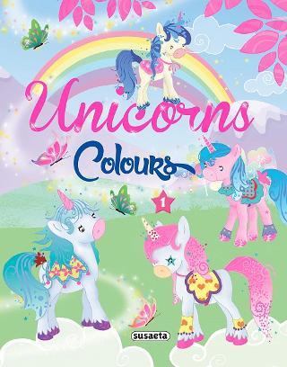 Unicorns Colours 1