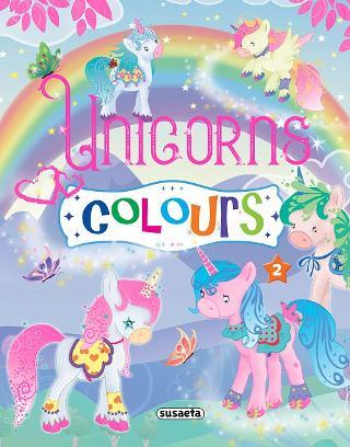 Unicorns Colours 2
